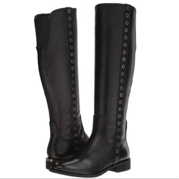 02239ad1e MICHAEL Michael Kors Shoes   Michael Kors Dora Wide Calf Boots Tall ...